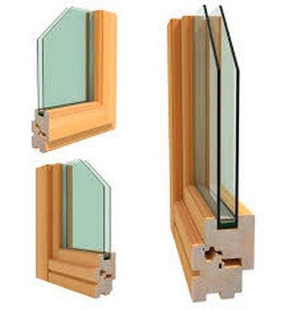 châssis fenêtre double vitrage